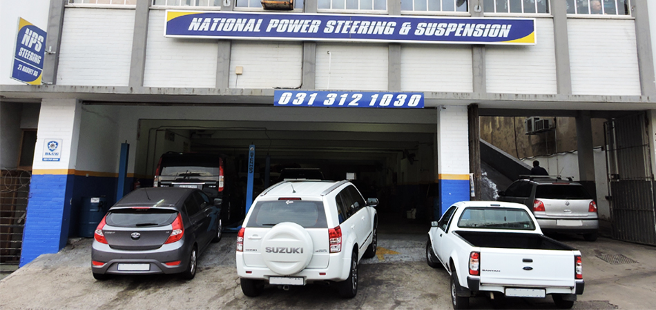 Power Steering and Suspension